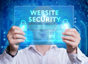 website privacy policy web security
